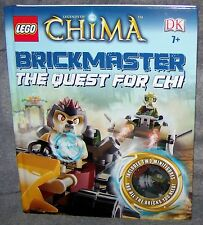 LEGO 2013 CHIMA BRICKMASTER THE QUEST FOR CHI SET