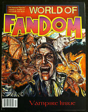 WORLD OF FANDOM Winter 1993/Twin Peaks, Candyman, KISS, John Landis, Manny Coto