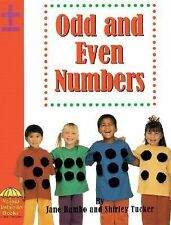 Odd and Even Numbers (Yellow Umbrella Books: Math)
