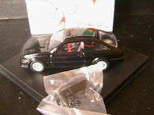 FORD SIERRA COSWORTH RALLY PLAIN BODY BLACK TROFEU 101 1/43 NOIR LEFT HAND DRIVE
