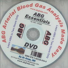 ABG - Arterial Blood Gas Analysis Made Easy: Essentials of ABG - DN1.1 by A....
