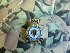 Royal Air Force FIGHTER COMMAND Enamel Lapel Badge RAF