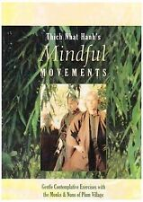 Thich Nhat Hanh's - Mindful Movements (DVD, 2007)