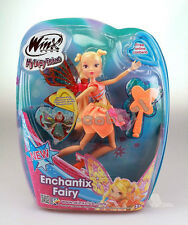 doll  Winx Club Enchantix Fairy - Doll Winx WT 15812 Stella 28 CM