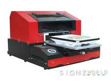 MT-FPD3 Digital Flatbed DTG Direct to Garment Textile Printer A3 T-Shirt Colour