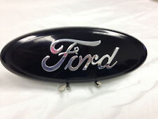 NEW 2005-2014 Ford F150 F250 F350 Gloss Black/ Grille or Tailgate Emblem 9 inch