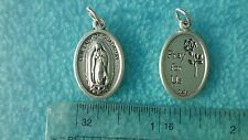 Our Lady of Guadalupe Virgen Virgin Mary Medal Religious Catholic Mexico