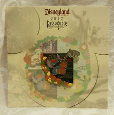 Disney pin DLR Annual Passholder 2012 Stitch Le 2500