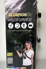Brand New Cam Caddie Scorpion EX Shoulder Support Bundle