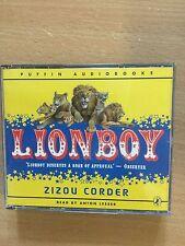 ZIZOU CORDER LIONBOY AUDIO CD BOOK 5A