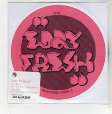 (FN326) Kid Acne, Eddy Fresh - 2007 DJ CD