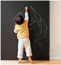 Chalkboard Wall Sticker Removable Blackboard Decals Creative Wall Paper 45*200cm