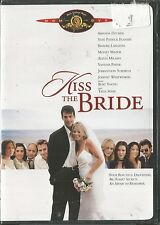 KISS THE BRIDE DVD BRAND NEW SEALED
