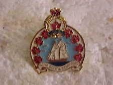 NOVA SCOTIA COMMAND CANADIAN LEGION  LAPEL PIN