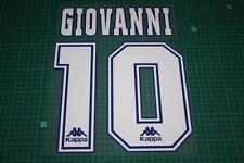 Barcelona 96/97 #10 GIOVANNI Homekit Nameset Printing