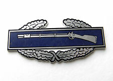 CIB Combat Infantry Badge Flexible Fridge Car Magnet 3 inches Made in the USA