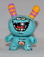 "CHRISOSAUR Custom 3"" Dunny Kidrobot - one of a kind"