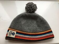 Paul Smith Wool Bobble Beanie New Without Tags