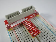 Set Raspberry Pi GPIO expansions / extensions / breakout board 26Pin 244