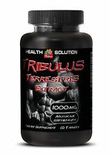 Sexual Performance Tribulus Terrestris (Puncturevine) 1000mg Top Quality (60Ct)