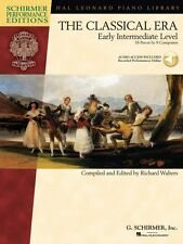 The Classical Era Book with Online Audio Access Early Intermediate Lev 000297071