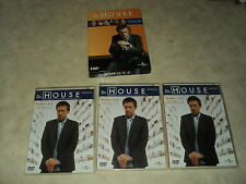 DR HOUSE SAISON 2 COFFRET 6 DVD HUGH LAURIE