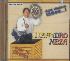 Lisandro Meza Made In Colombia CD Nuevo Sealed