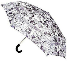 Marvel Comics: Multi Character Umbrella - New [Spiderman / The Hulk / X-Men]