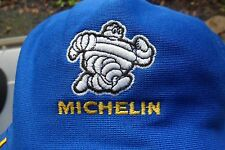 Vintage Michelin Man Tire Retro Trucker  Vtg Retro Collector Cap Hat  Swingster