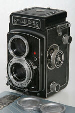 Rolleicord Va  TLR Camera With Schneider Xenar 75mm f3.5 Lens rolleiflex