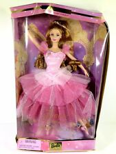 NIB BARBIE DOLL 2000 FLOWER BALLERINA FROM THE NUTCRACKER