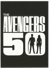 Avengers 50th Promo Trading Card Unnumbered from Unstoppable Cards