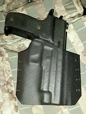 KYDEX SIG 226 HOLSTER RIGHT HAND, BLACK TACTICAL