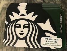 Starbucks 2016 Gift Card Special Edition Siren - New - Just Released