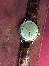 RARE PATEK PHILIPPE CALATRAVA REF. 1513 - manual-winding 1940's