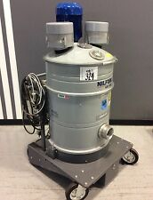 NILFISK GB933 INDUSTRIAL VACUUM CLEANER 5.5HP W/ TOSHIBA VFD