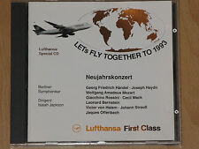 LUFTHANSA SPECIAL CD LETs FLY TOGETHER TO 1993 NEUJAHRSKONZERT BERLINER JACKSON