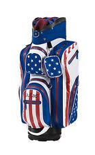 JuCad ® Cartbag Aquastop stars & stripes NEU VK 340,-