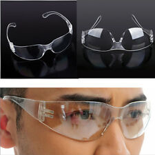 Vented Safety Goggles Glasses Eye Protection Protective Lab Anti Fog Clear