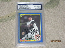 Curt Schilling AUTOGRAPHED Trading Card