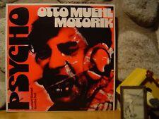 OTTO MUEHL Psycho Motorik LP/1971/Viennese Actionism/Hermann Nitsch/Sleaze Art