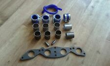FORD PINTO OHC RS2000 DIY BIKE CARB THROTTLE BODIES INLET MANIFOLD KIT 45mm PIPE