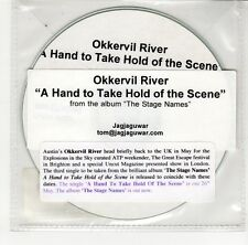 (GO116) Okkervil River, A Hand To Take Hold Of The Scene - 2008 DJ CD