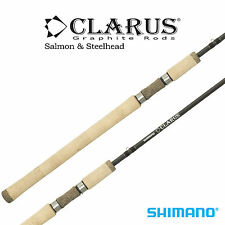 "Shimano Clarus Steelhead Spinning Rod CSS90H2B 9'0"" Heavy 2pc"