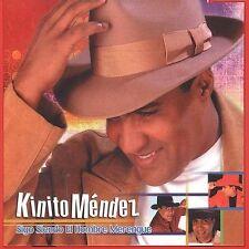 Sigo Siendo el Hombre Merengue by Kinito Mendez (Cd 20020 NEW