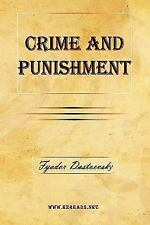 NEW - Crime and Punishment by Dostoevsky, Fyodor Mikhailovich