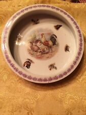 VINTAGE 1920s-1930s Porcelain Kahla Germany Bowl Decorative Import