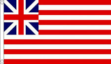 GRAND UNION FLAG 5' x 3' Continental Colours USA Jack Flags
