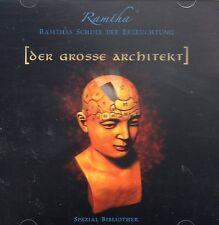 RAMTHA - Der Grosse Architekt - JZ Knight - Hörbuch / CD - NEU