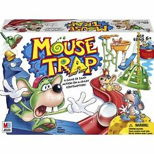 Mousetrap Board Game. Mouse Trap 2005 Edition Family Fun Game Gift